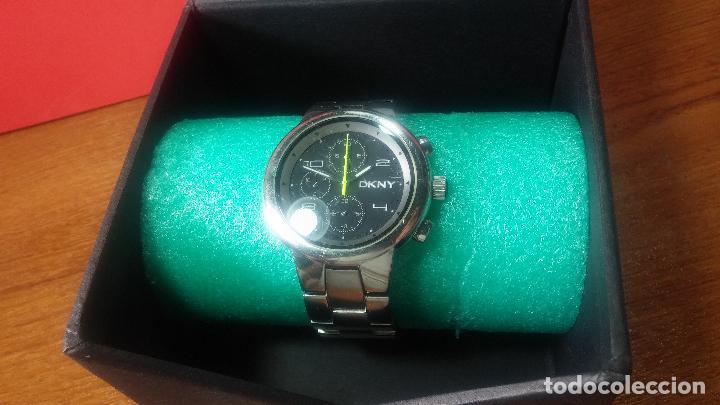 Relojes: RELOJ cronografo de caballero DKNY - Foto 5 - 108125763