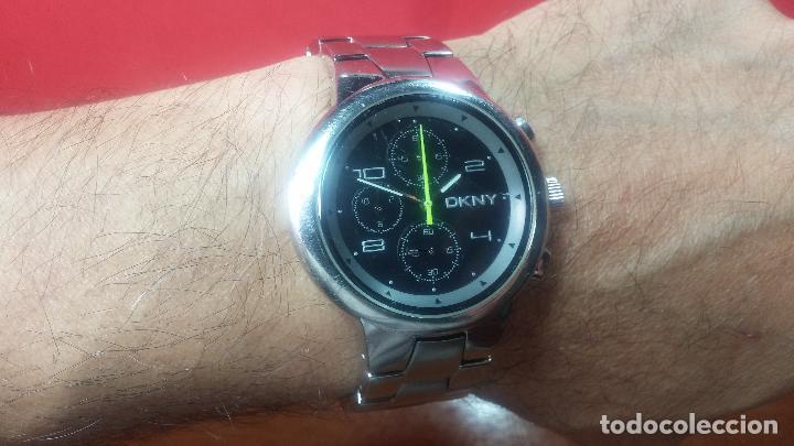 Relojes: RELOJ cronografo de caballero DKNY - Foto 8 - 108125763
