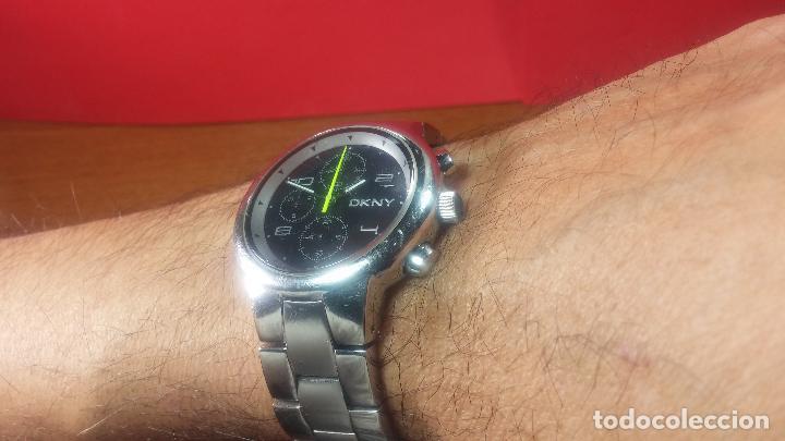 Relojes: RELOJ cronografo de caballero DKNY - Foto 9 - 108125763