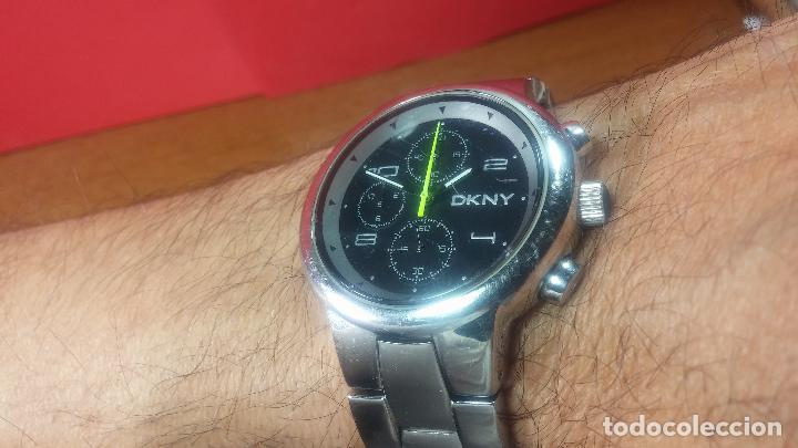 Relojes: RELOJ cronografo de caballero DKNY - Foto 11 - 108125763