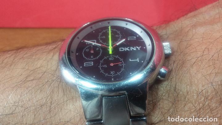 Relojes: RELOJ cronografo de caballero DKNY - Foto 13 - 108125763