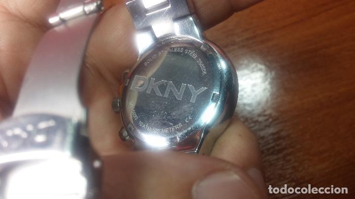 Relojes: RELOJ cronografo de caballero DKNY - Foto 18 - 108125763