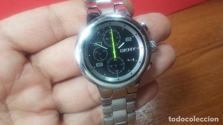 Relojes: RELOJ cronografo de caballero DKNY - Foto 19 - 108125763