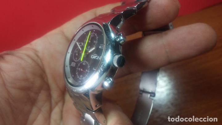 Relojes: RELOJ cronografo de caballero DKNY - Foto 20 - 108125763