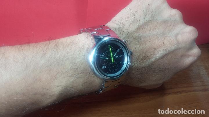 Relojes: RELOJ cronografo de caballero DKNY - Foto 30 - 108125763