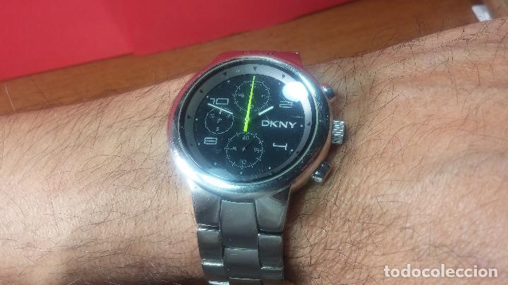 Relojes: RELOJ cronografo de caballero DKNY - Foto 32 - 108125763