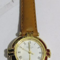 Relojes: RELOJ DEEPSTAR DE CUARZO, CHAPADO EN ORO. Lote 108457071