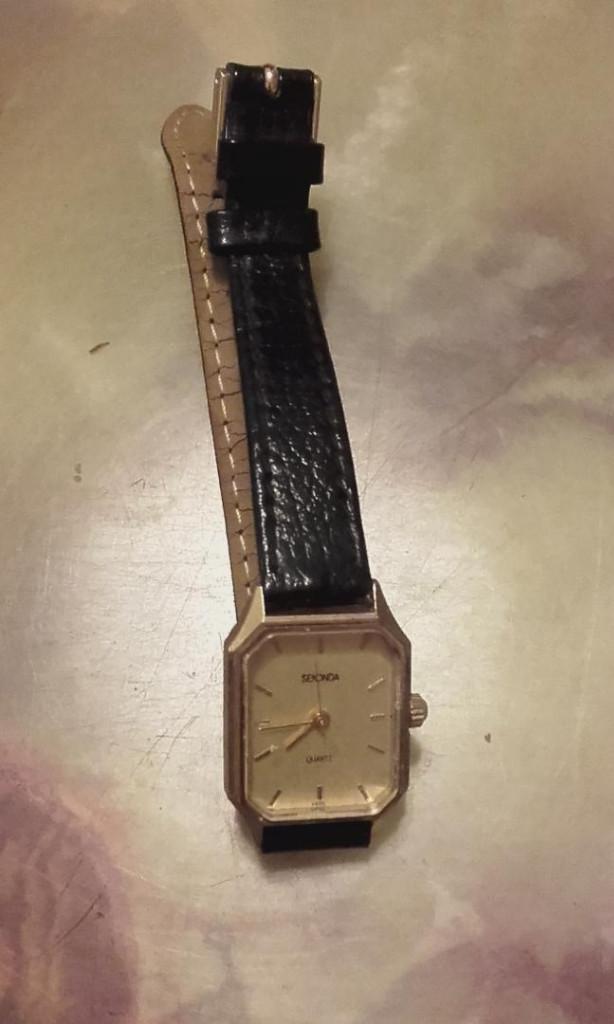 Relojes: MON 1428 RELOJ SEKONDA EN METAL DORADO PARA SEÑORA - Foto 14 - 108679931