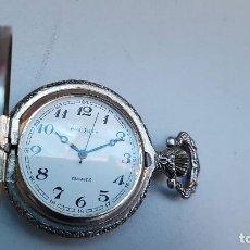 Relojes: RELOJ DE BOLSILLO DE CUARZO PAUL JARDIN. DIÁMETRO 4,7 CM. Lote 108763307