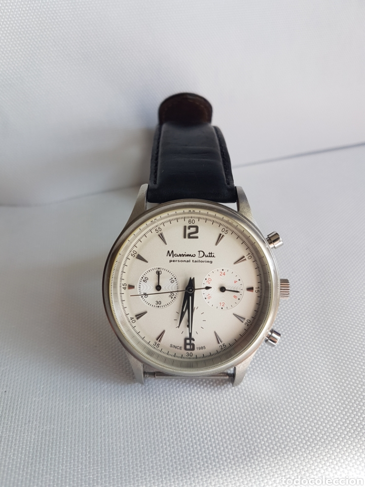 amplia gama moda mejor valorada claro y distintivo Reloj massimo dutti ref-1620/180/700 - Sold at Auction ...