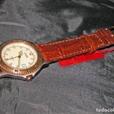 Relojes: RELOJ DE CABALLERO MARCA DUWARD. VINTAGE. NUEVO. NOS.. Lote 109044047