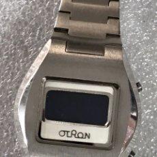 Relojes: RELOJ LCD OTRON COMO NUEVO. Lote 109543066