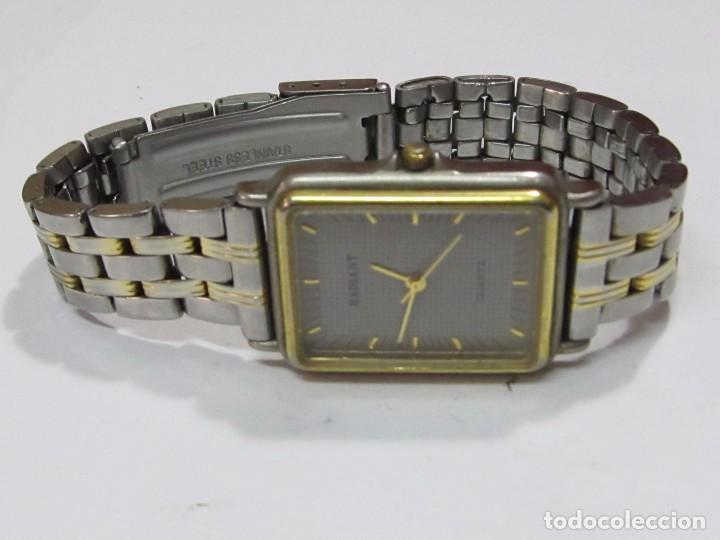 Relojes: RELOJ RADIANT DE CUARZO, CHAPADO EN ORO - Foto 3 - 109558143