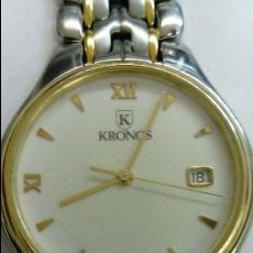 Relojes: RELOJ KRONOS . Lote 110241951