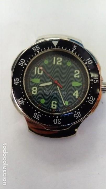 Benetton Colors Reloj Of United Divers L4j3c5AqR