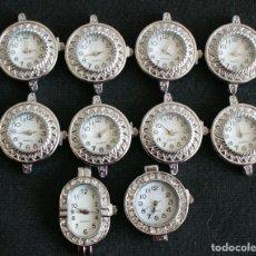 Relojes: LOTE DE 10 RELOJES QUARTZ. Lote 111110207