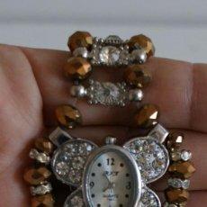 Relojes: RELOJ PEDRERIA SEÑORA. Lote 111112351