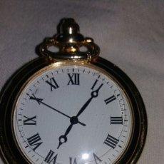 Relojes: RELOJ DE BOLSILLO DORADO. Lote 194720023