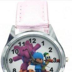 Relojes: RELOJ POCOYO (COLOR ROSA). Lote 111472119