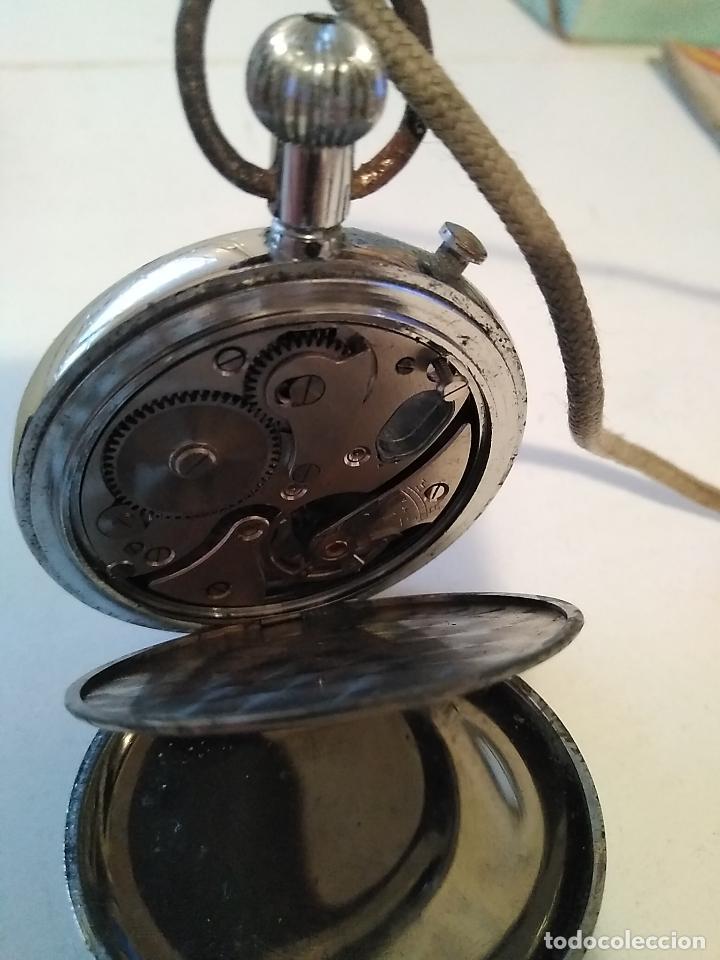 Relojes: Cronómetro Duward sexagesimal con dos tapas - Foto 4 - 111488463