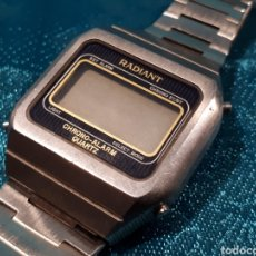Relojes: RELOJ RADIANT DIGITAL. NO FUNCIONA. Lote 111596498