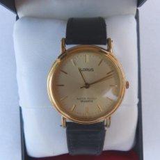 Relojes: RELOJ LORUS/CORREA DE PIEL/QUARTZ. Lote 111817787