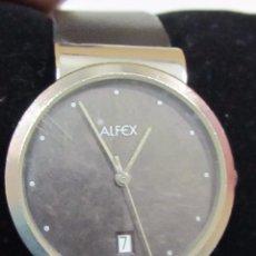 Relojes: RELOJ ALFEX DE CUARZO. Lote 111893711