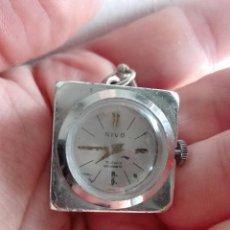 Relojes: RELOJ RIVO 17 JEWELS ANTIMAGNETIC. Lote 112783347