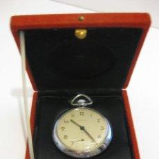 Relojes: RELOJ ESTILO, VINTAGE DE BOLSILLO, MARCA ALEMANA, KIENZLE. ANTIMAGNETIC. Lote 112841455
