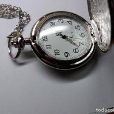 Relojes: RELOJ DE BOLSILLO NUEVO, QUARZ,. Lote 113167139