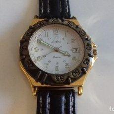 Relojes: RELOJ JUSTINA, PROCEDE DE ANTIGUA TIENDA. SIN PILA, NO PROBADO. . Lote 113994975
