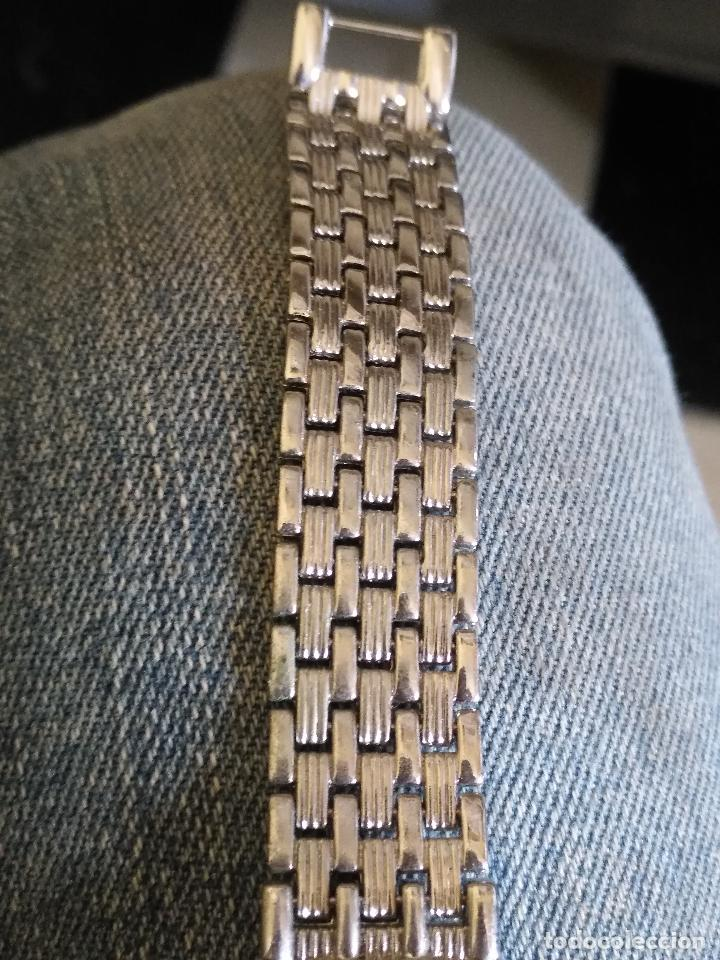 Relojes: RELOJ PLATEADO MARCA DIMPY´S - Foto 3 - 114164123