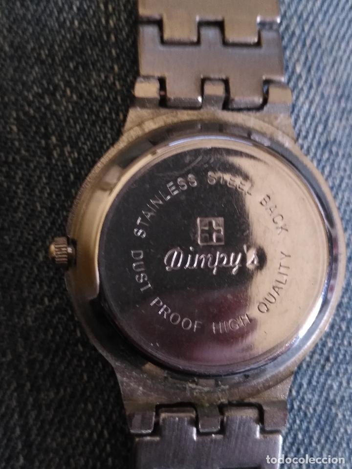 Relojes: RELOJ MARCA DIMPY´S PLATEADO - Foto 4 - 114165699