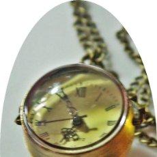 Relojes: RELOJ COLGANTE BOLA. Lote 114365407
