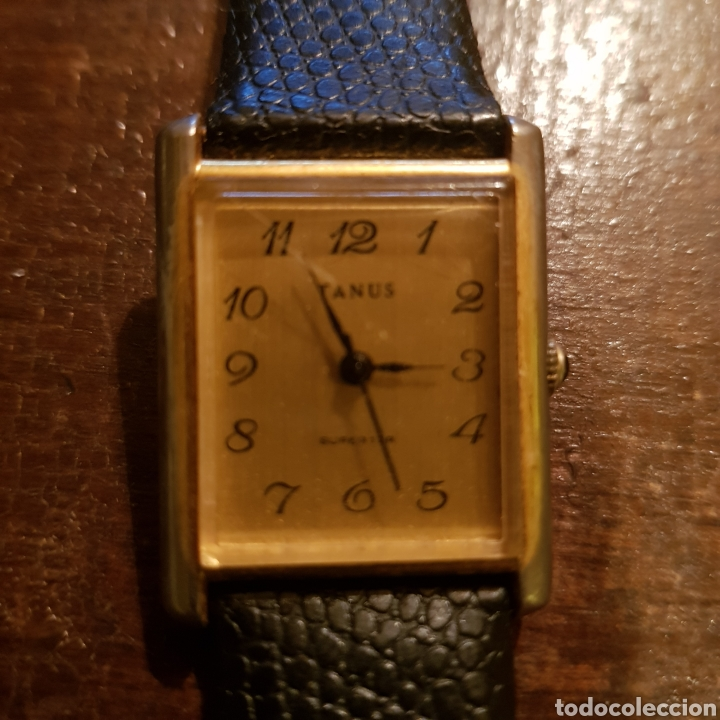 RELOJ TANUS. AÑOS 80 (Relojes - Relojes Actuales - Otros)
