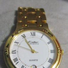 Relojes: RELOJ KOLBER GENEVE CHAPADO EN ORO, EN SU ESTUCHE. Lote 114707983