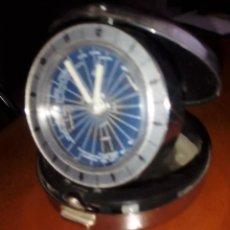 Relojes: RELOJ REAL FEDERACIÓN ESPAÑOLA DE FÚTBOL 7X8 CMS. Lote 114991559