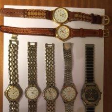 Relojes: LOTE RELOJES VARIOS. Lote 115117618