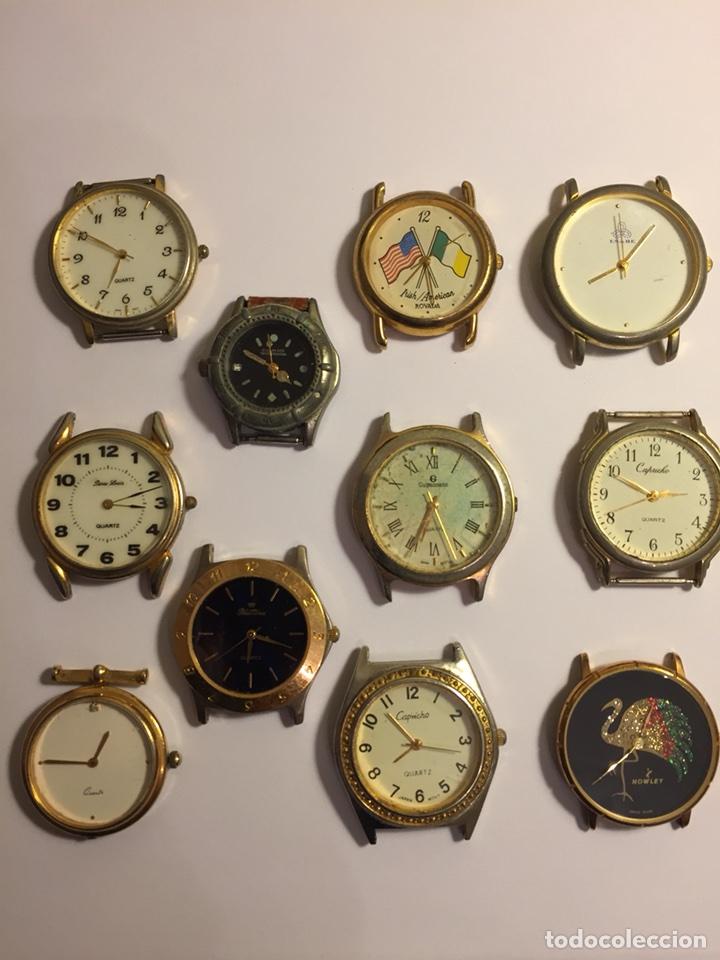 Relojes: Lote relojes varios - Foto 2 - 115117618