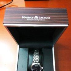 Relojes: RELOJ MAURICE LACROIX. Lote 115170495