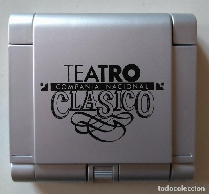 Relojes: Reloj y calculadora de la Compañía Nacional de Teatro Clásico - Foto 2 - 115388615