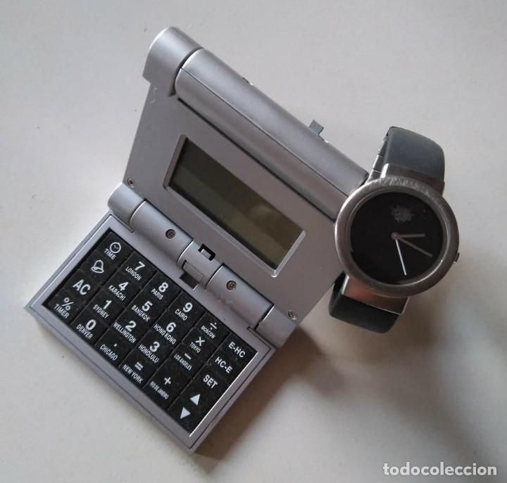 Relojes: Reloj y calculadora de la Compañía Nacional de Teatro Clásico - Foto 4 - 115388615