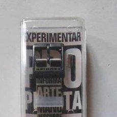 Relojes: RELOJ DISEÑO DE ÓSCAR MARINÉ PARA EL PAÍS, SIN ESTRENAR. Lote 115390179