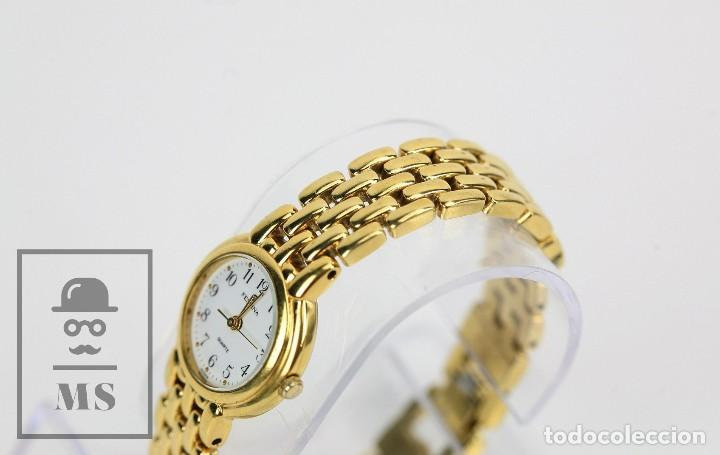 Relojes: Reloj de Pulsera para Mujer - Festina - Quartz / Cuarzo - Correa de Eslabones Dorada - Foto 4 - 164661462