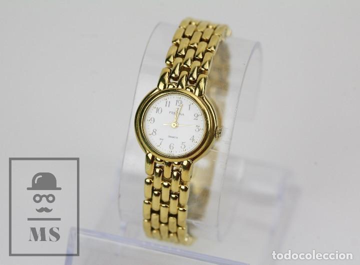 Relojes: Reloj de Pulsera para Mujer - Festina - Quartz / Cuarzo - Correa de Eslabones Dorada - Foto 8 - 164661462