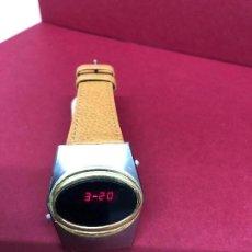 Relojes: RELOJ VINTAGE DIGITAL AÑOS 80. Lote 115651495