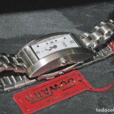 Relojes: RELOJ DE SEÑORA MARCA DUWARD. SEG. A LAS 6. VINTAGE. NUEVO. NOS.. Lote 116394087