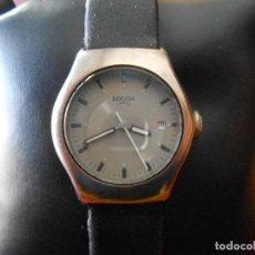 Relojes: RELOJ DE PULSERA BOCCIA TITANIUM.WATER RESISTANT 10 BAR.. Lote 116931439