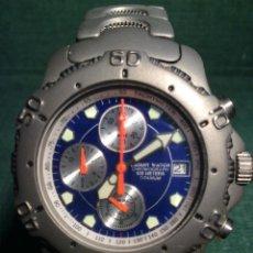 Relojes: RELOJ ORIENT - WATCH SPORT - TITANIUM - VINTAGE ¡¡ AÑOS 90 !! - ¡¡¡NUEVO!!! (VER FOTOS). Lote 117146475