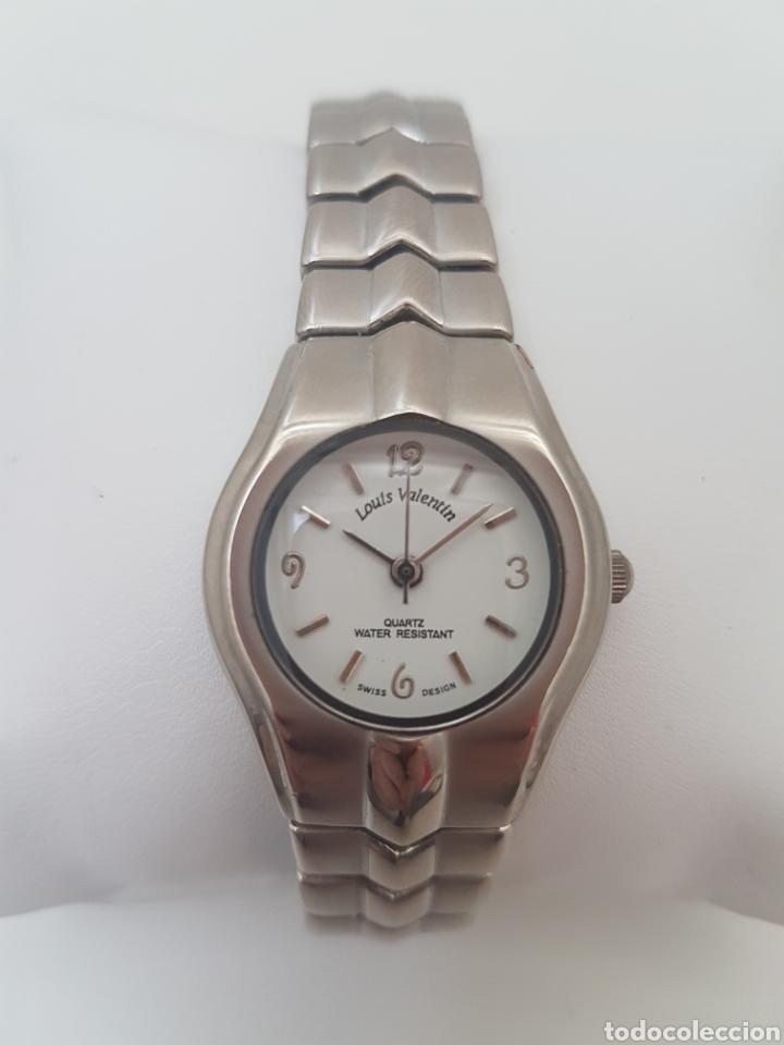 RELOJ QUARTZ DE PULSERA UNISEX LOUIS VALENTIN (Relojes - Relojes Actuales - Otros)